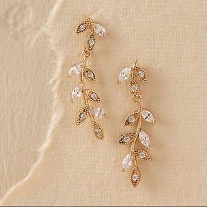NWT ANTHROPOLOGIE BHLDN Handmade Verona Earrings
